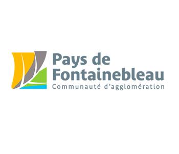 logo Pays de Fontainebleau